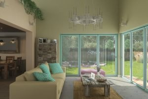 buying bifold doors with a picture of slimmest bifolds