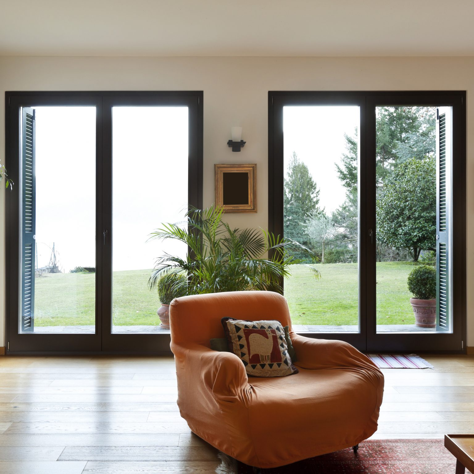 Origin Residential Doors in a new house