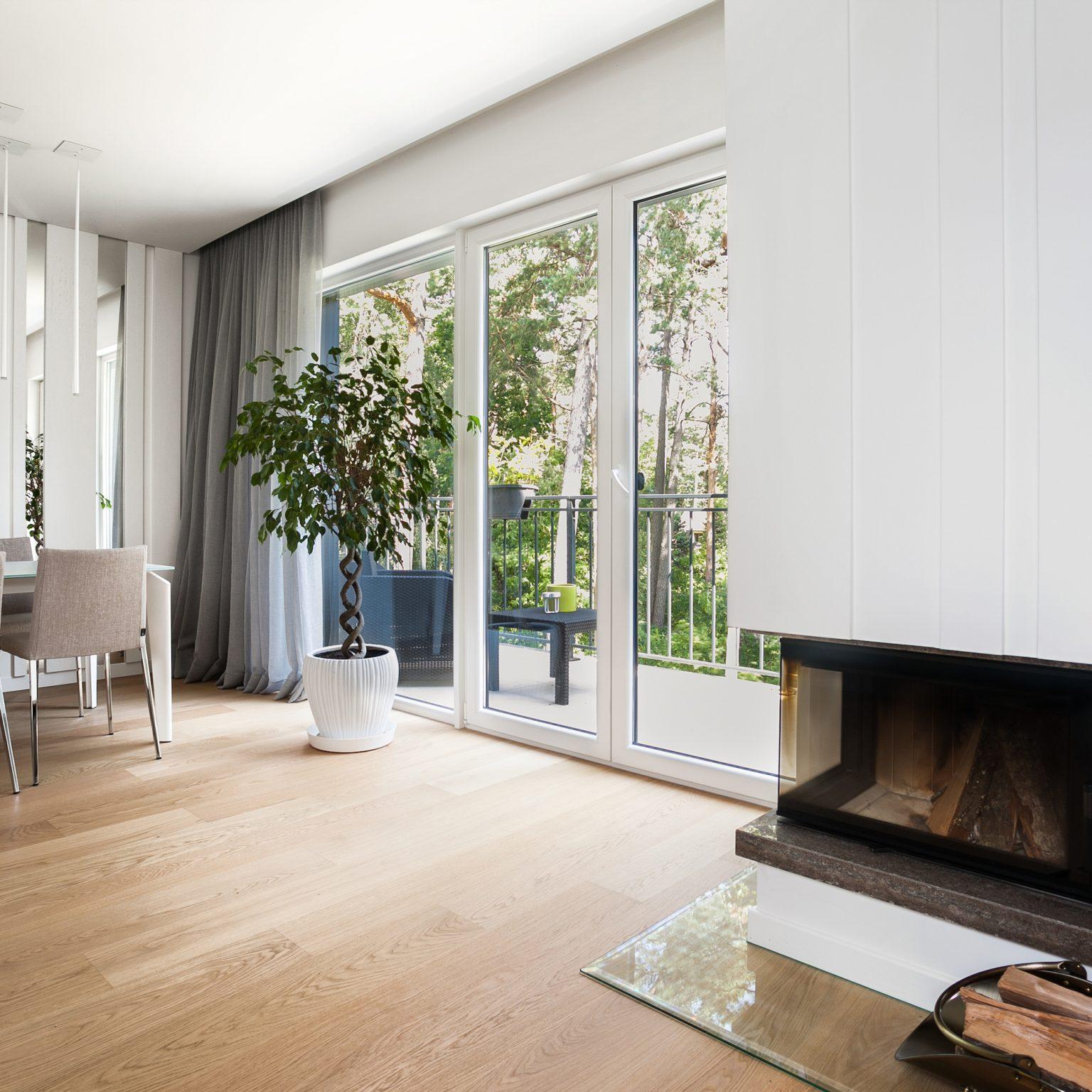 white Origin Residential Doors