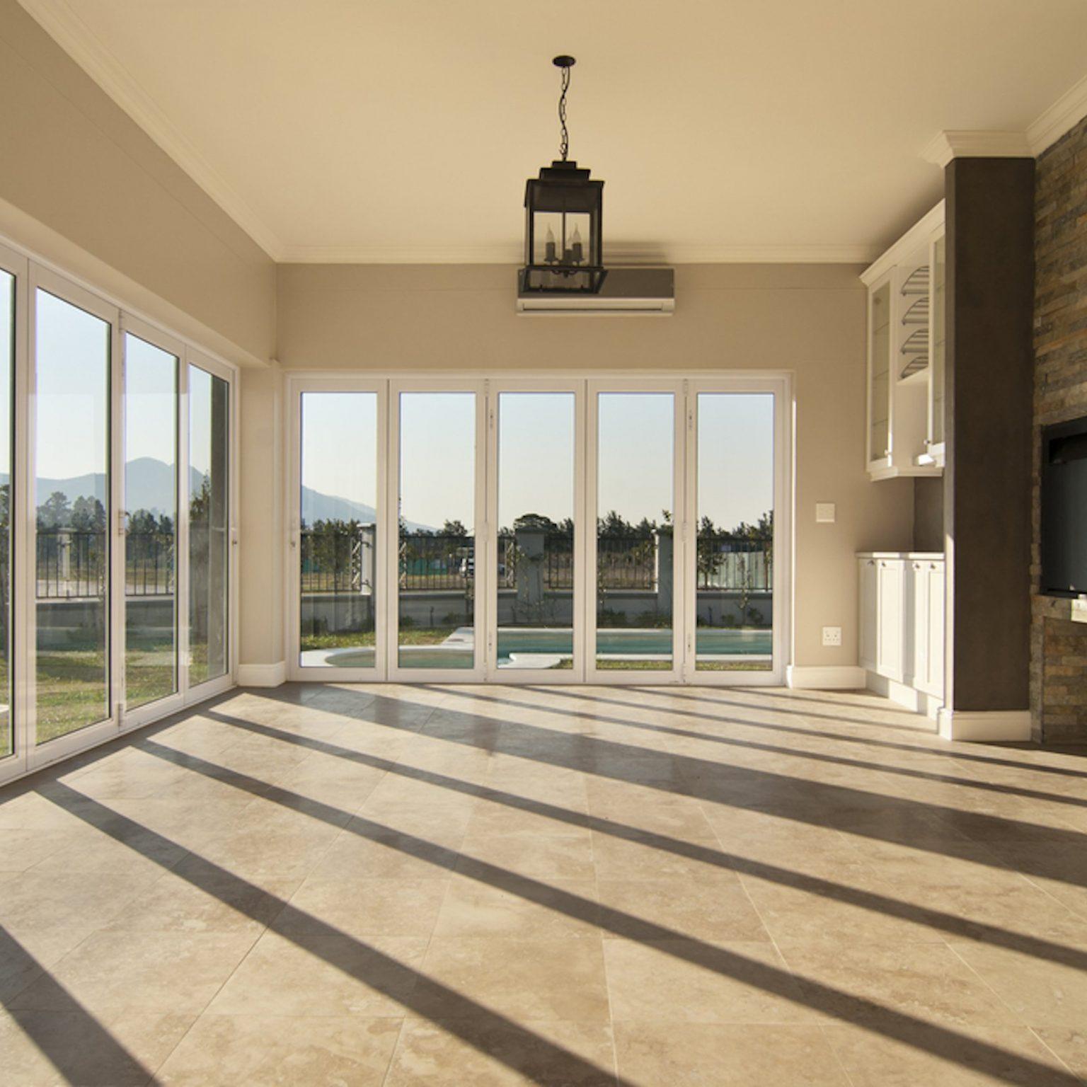 timber patio doors