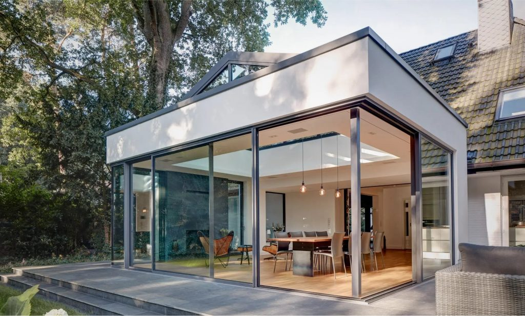 window and door U-Values for new homes