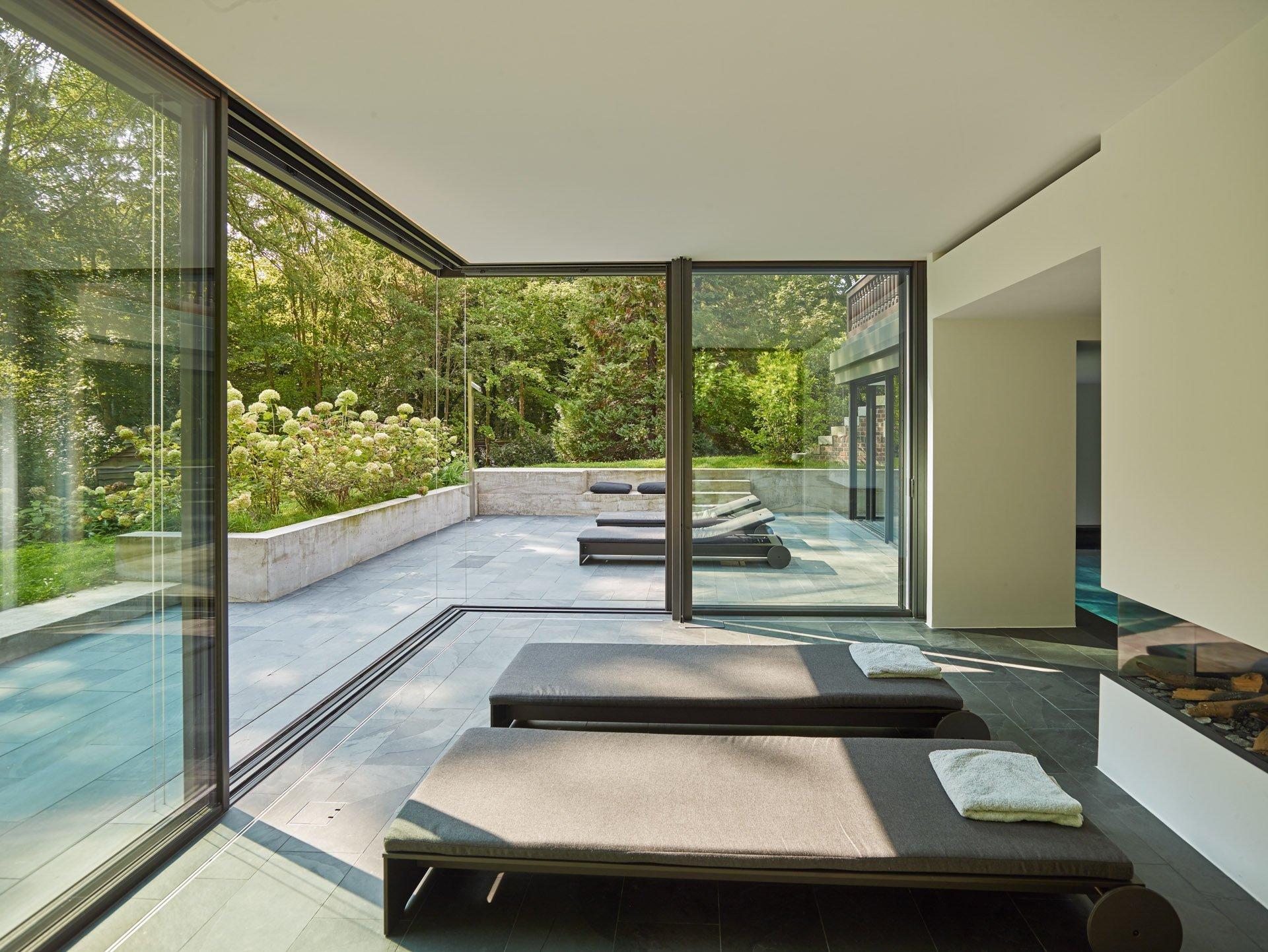 aluminium in cero patio doors