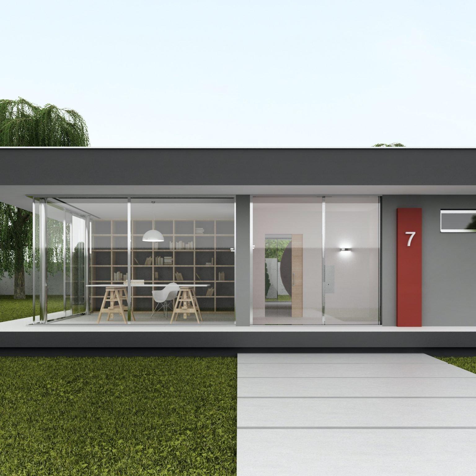 metallic colour origin OS20 sliding doors