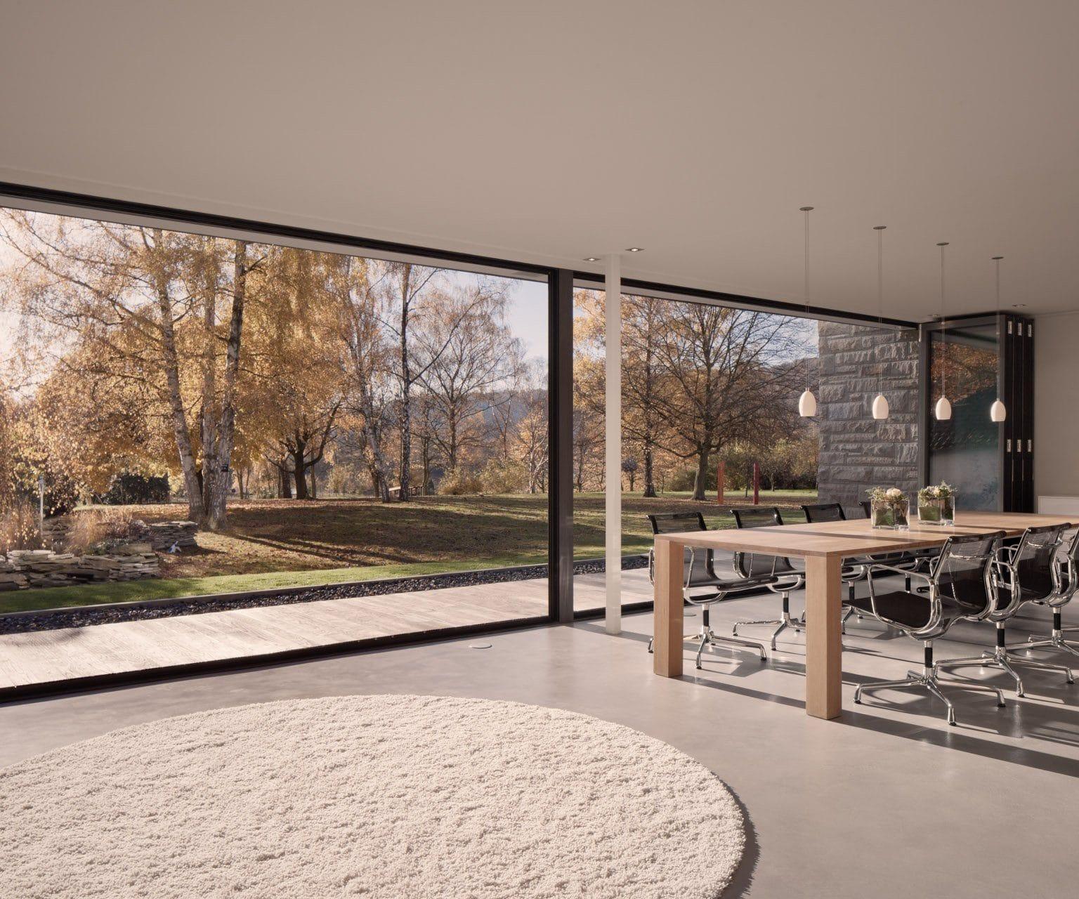 Solarlux Ecoline bifolding doors
