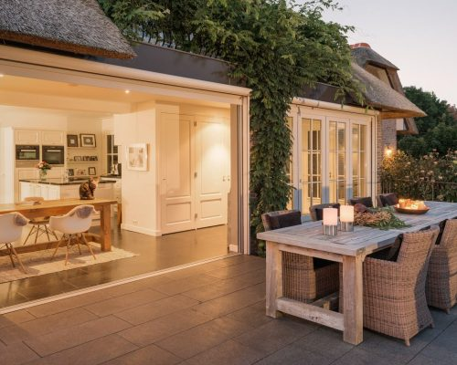 advice buying bifold doors for a new extension
