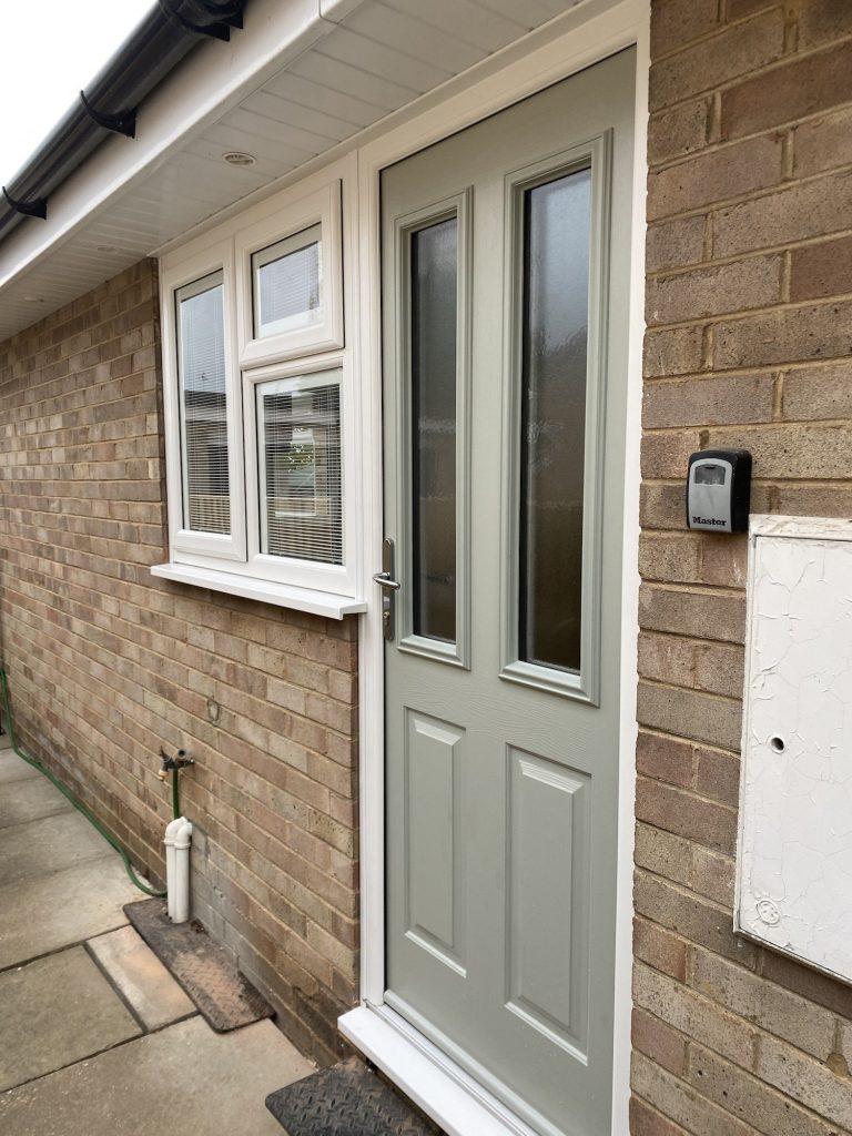 composite door in northampton