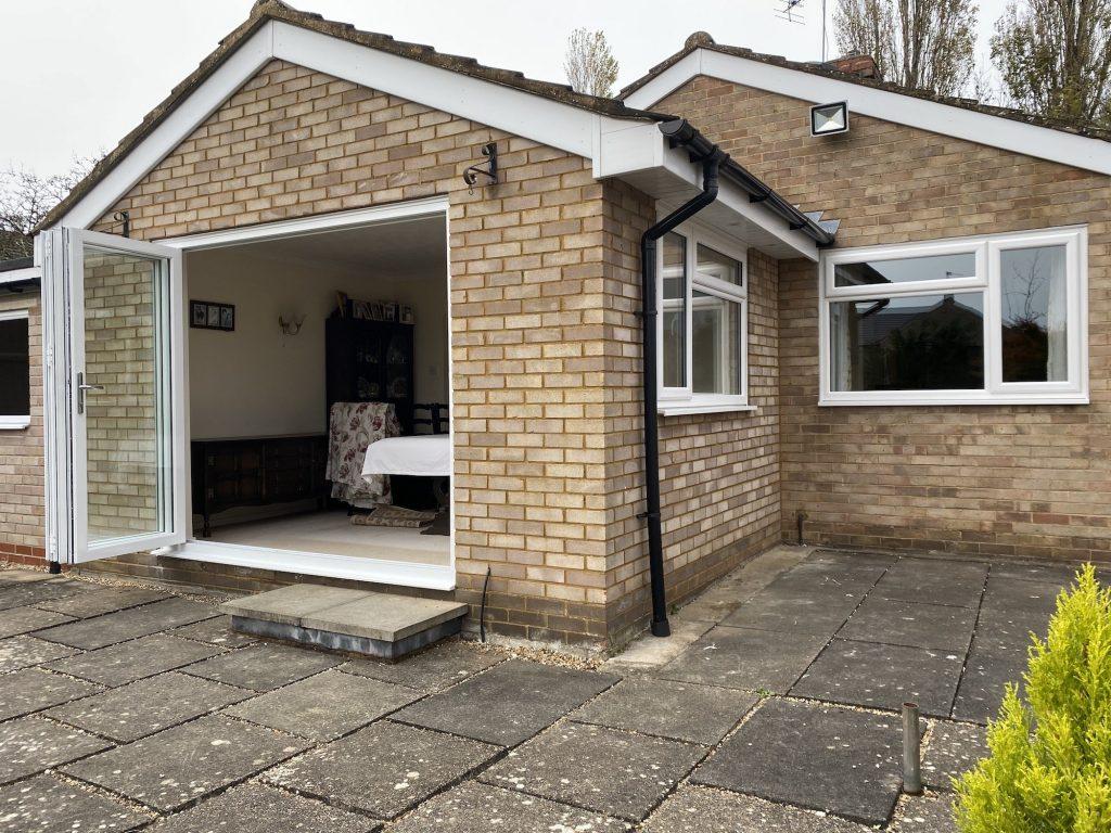 origin bifolding doors in Northampton