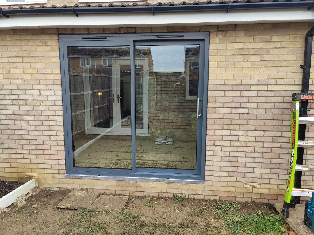 Origin sliding doors in Lincolnshire